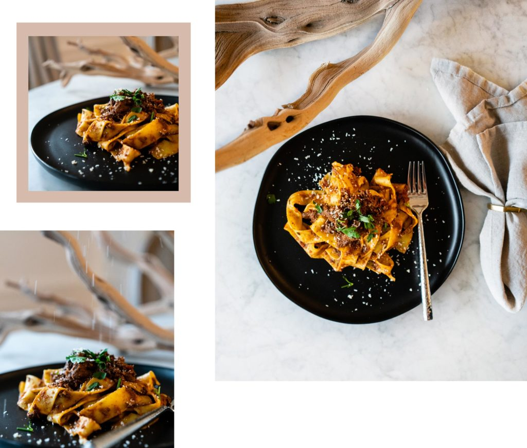 Braised Beef Ragu Parpedelle Recipe