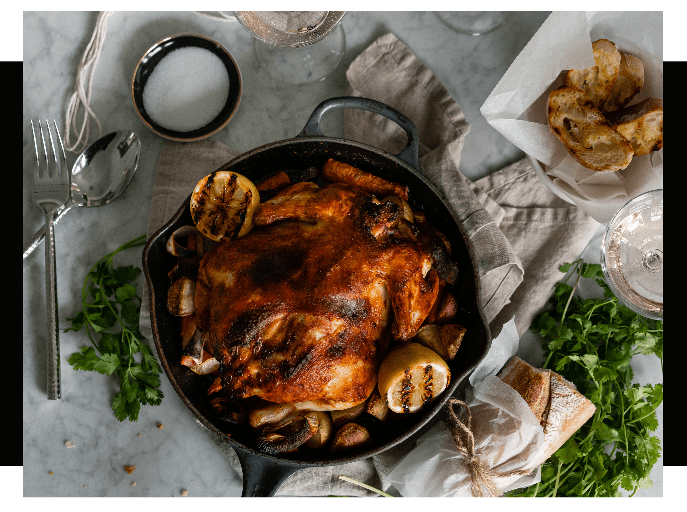Food Journal: Roasted Chicken Recipe