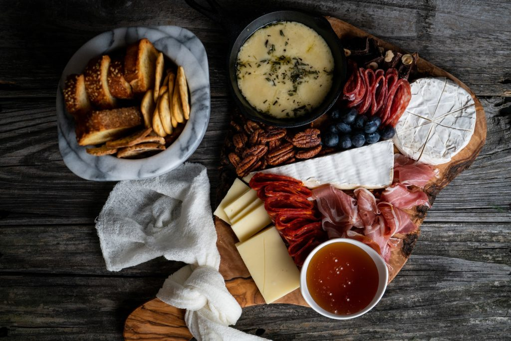 EndlesslyElated Charcuterie Board